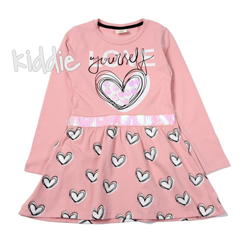 Детска рокля Love Yourself