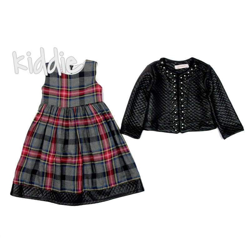 Детски комплект Gamzelim с рокля