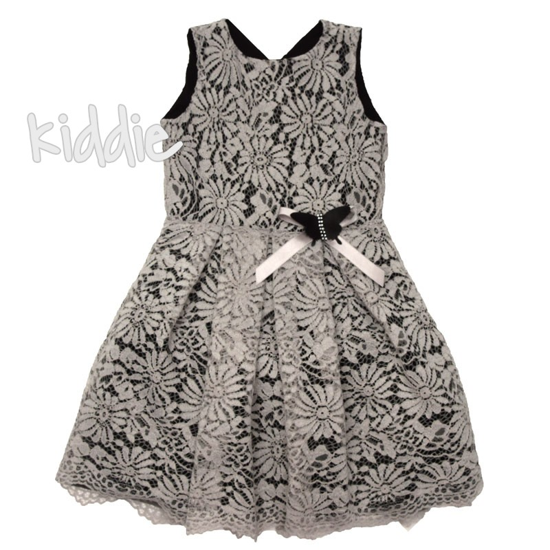 Детска рокля с дантела Kim Kids