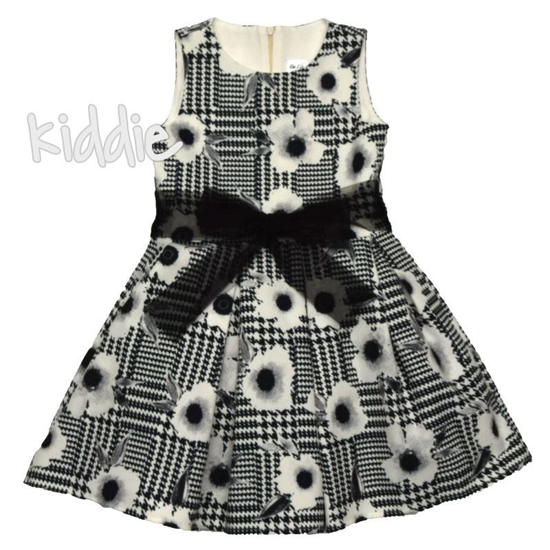 Детска рокля Kim Kids цветя