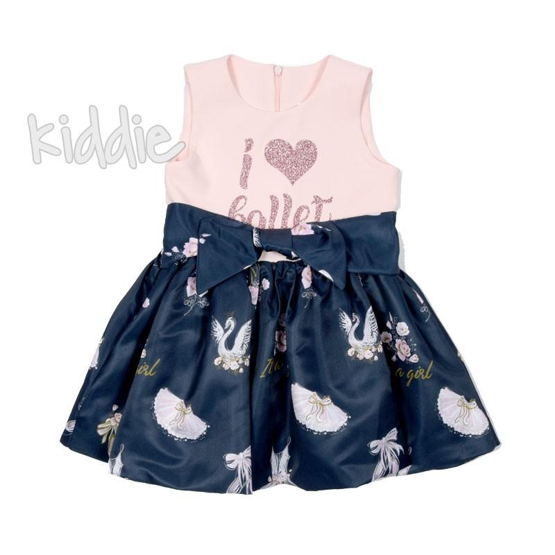 Детска рокля за момиче Kim kids