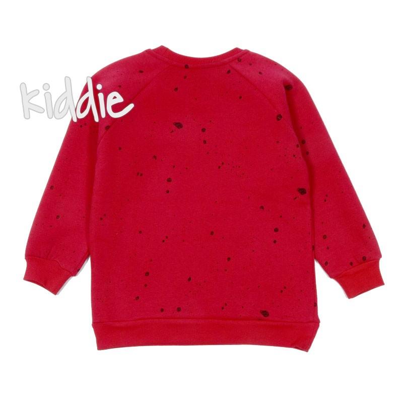 Детска ватирана блуза NY
