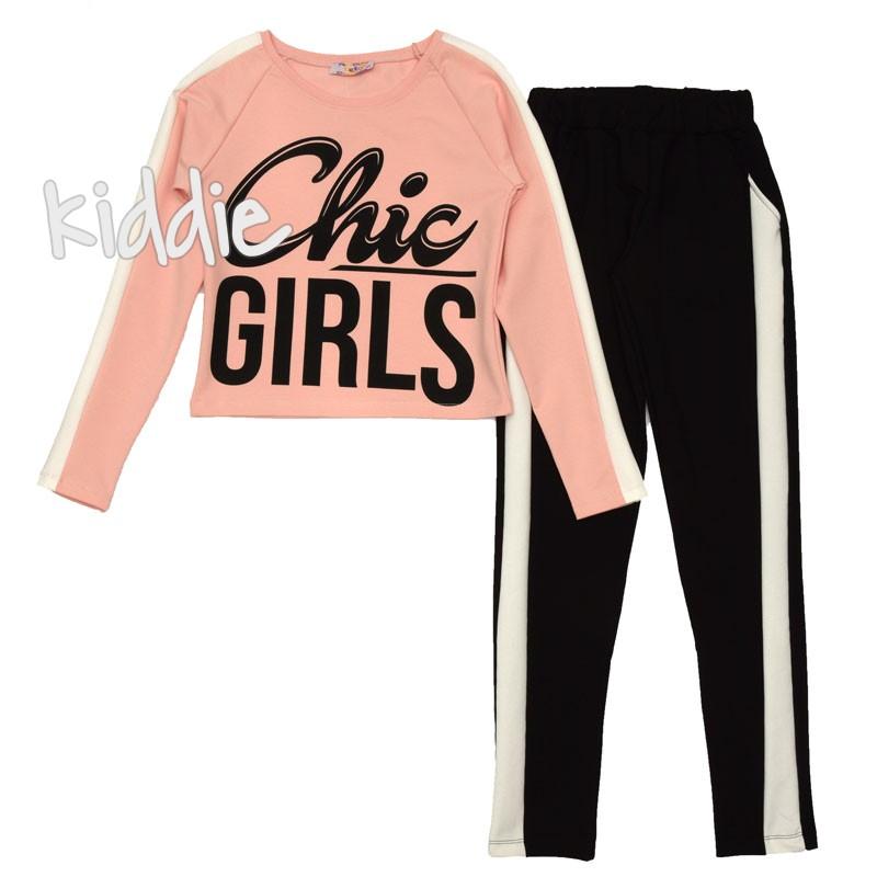 Детски комплект Chic Girls Teto за момиче