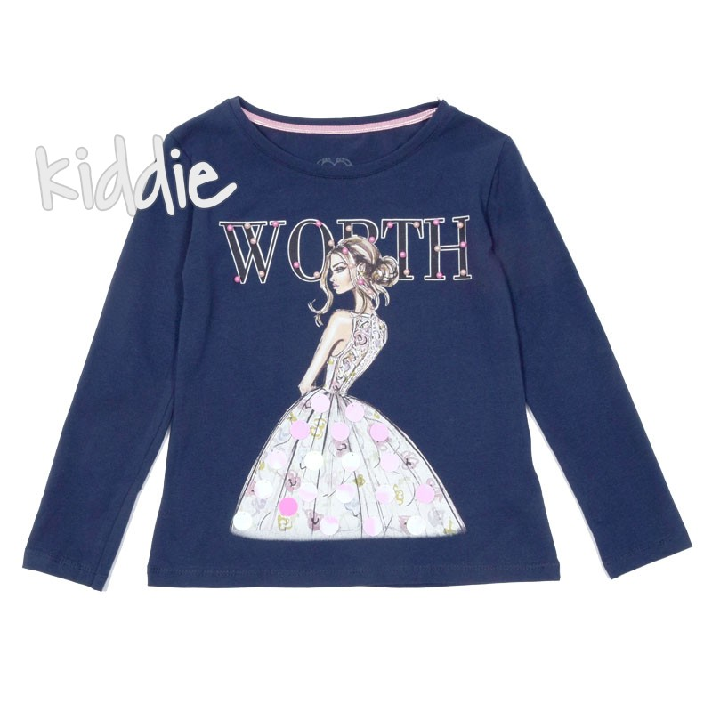 Детска блуза Worth за момиче
