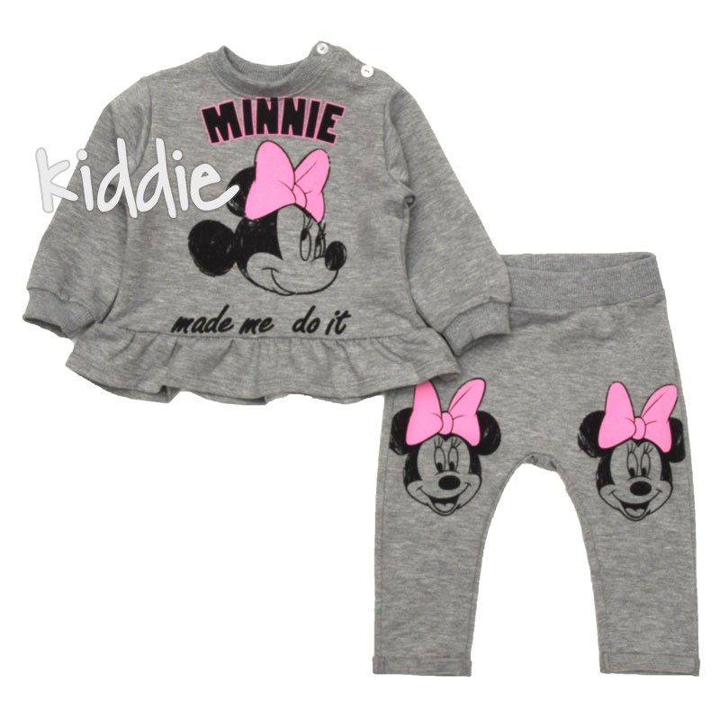 Бебешки комплект за момиче Minnie, Sevtex