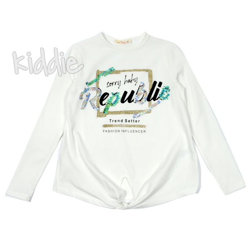 Детска блуза Republic за момиче