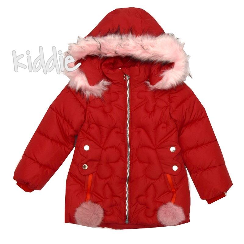 Детско зимно яке Child Hood за момиче