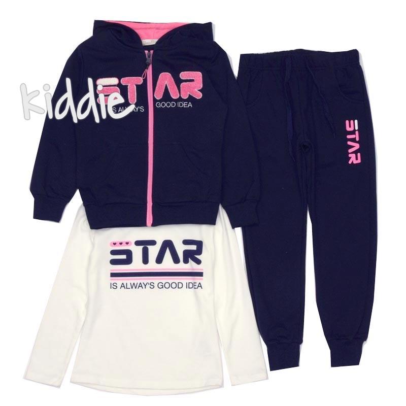 Детски комплект за момиче Mono Star