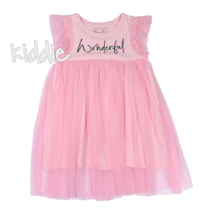 Детска рокля Wonderful Breeze без ръкав
