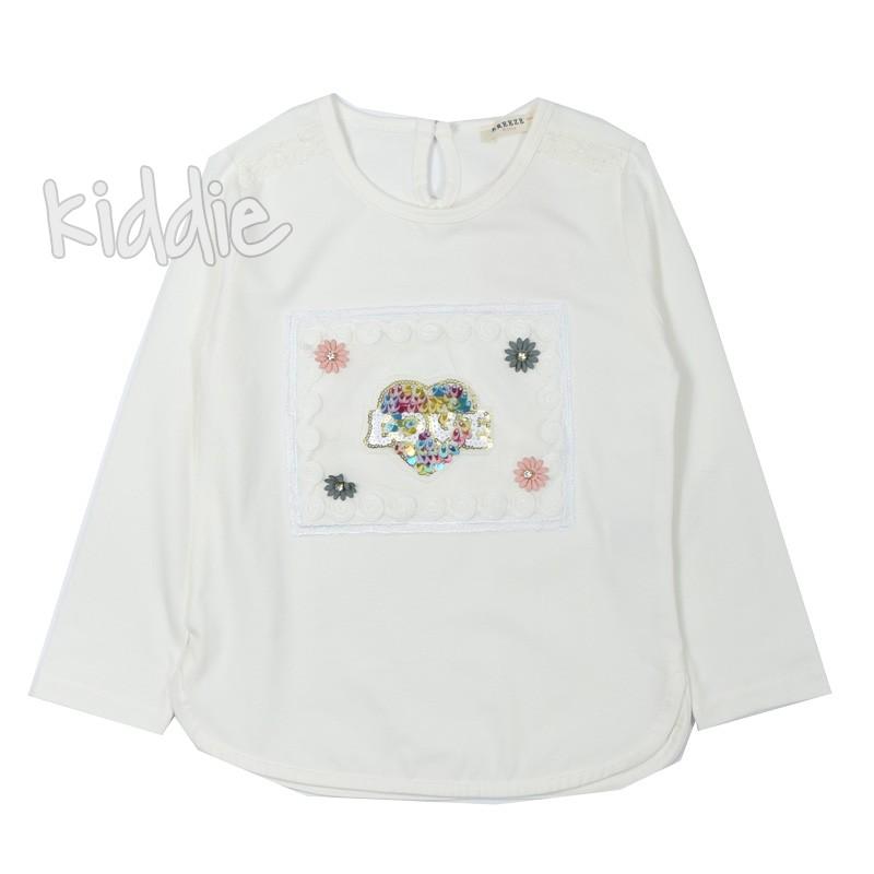 Детска блуза Love Breeze за момиче