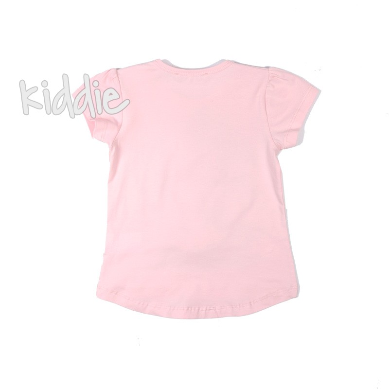 Детска тениска за момче Breeze зайче