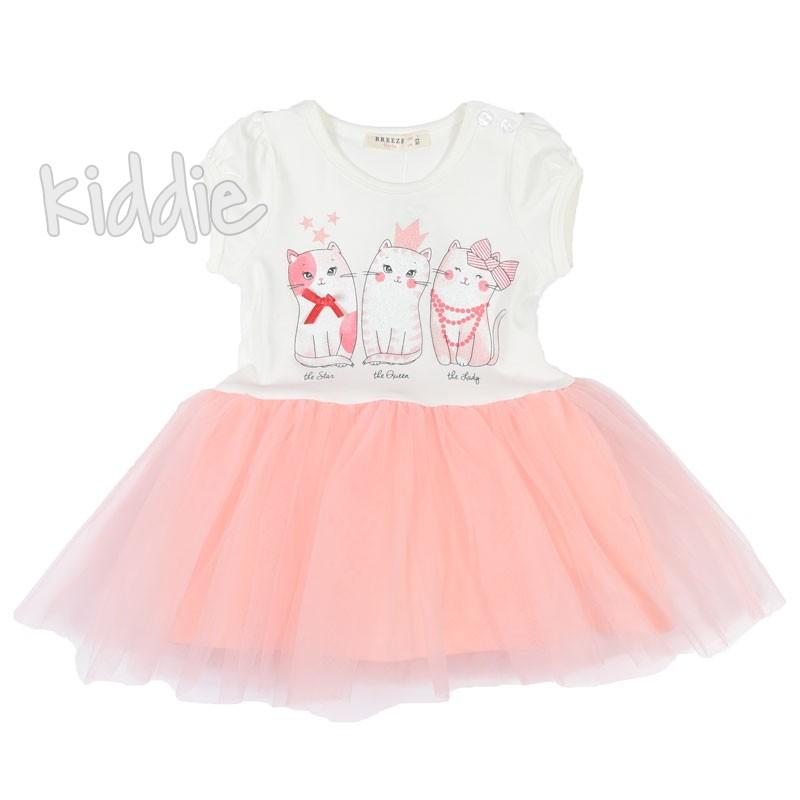 Детска рокля Котета Breeze