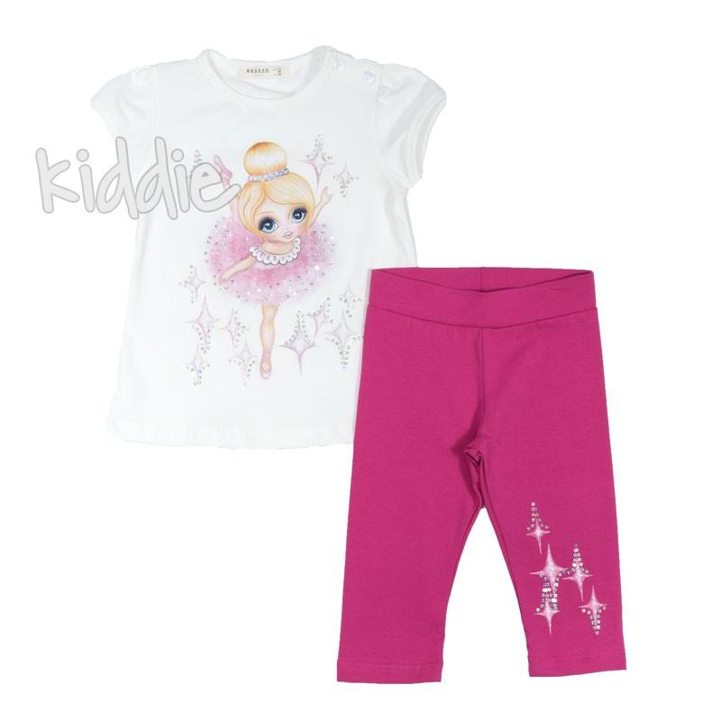 Детски комплект за момиче Розова фея, Breeze