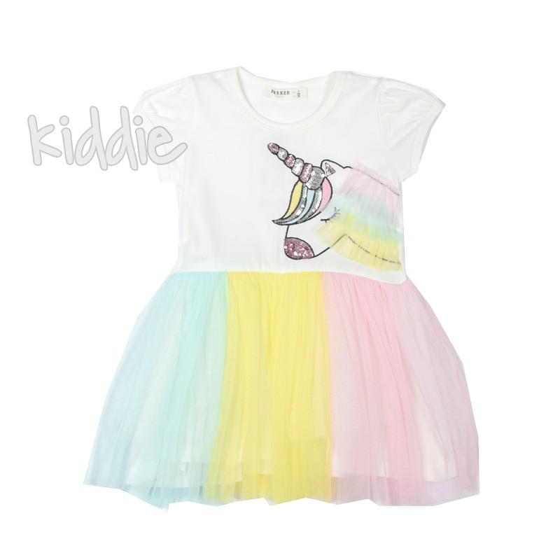 Детска рокля Еднорог Breeze