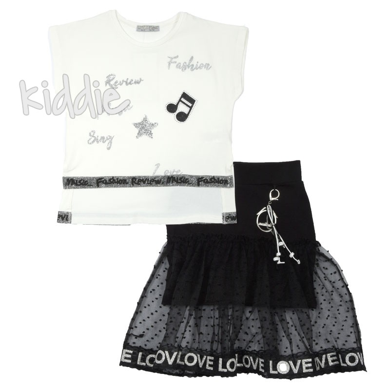 Детски комплект Fashion Music Little Star за момиче