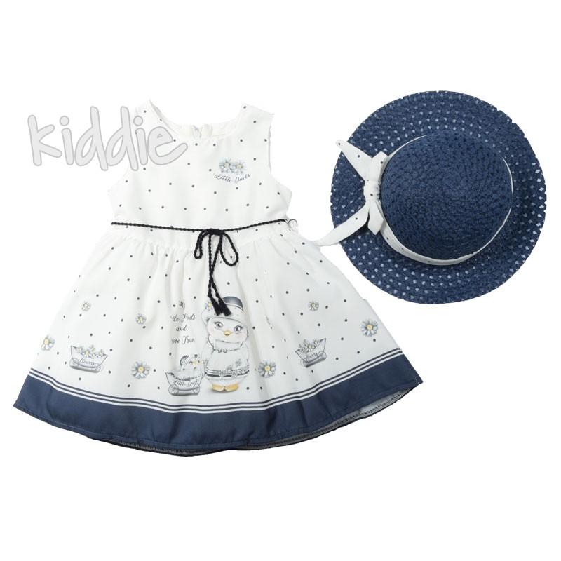 Детска рокля Little Ducks, Moonstar