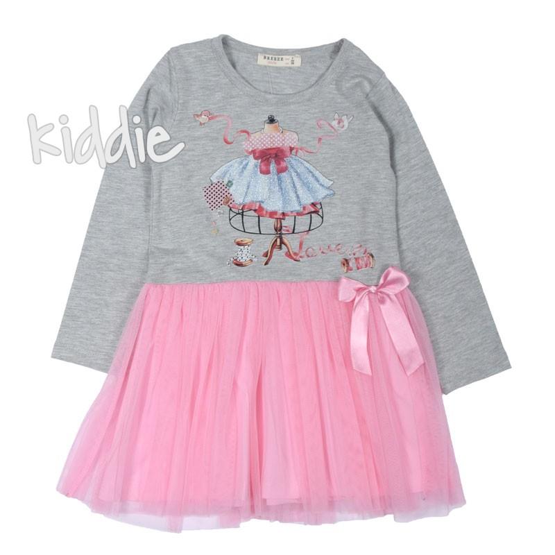 Детска рокля Breeze шивашка работилничка