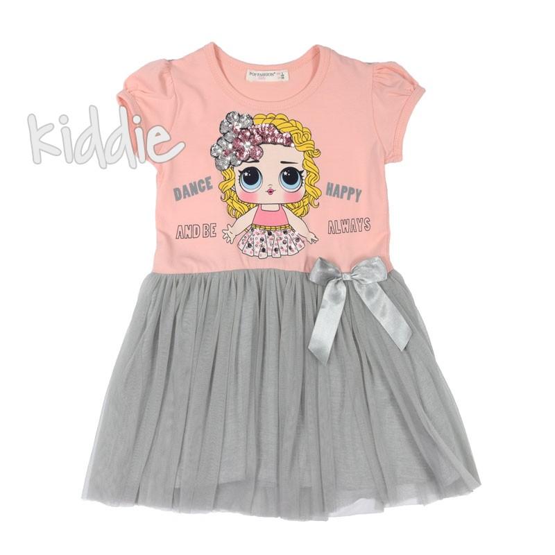 Детска рокля Danse happy Pop Fashion