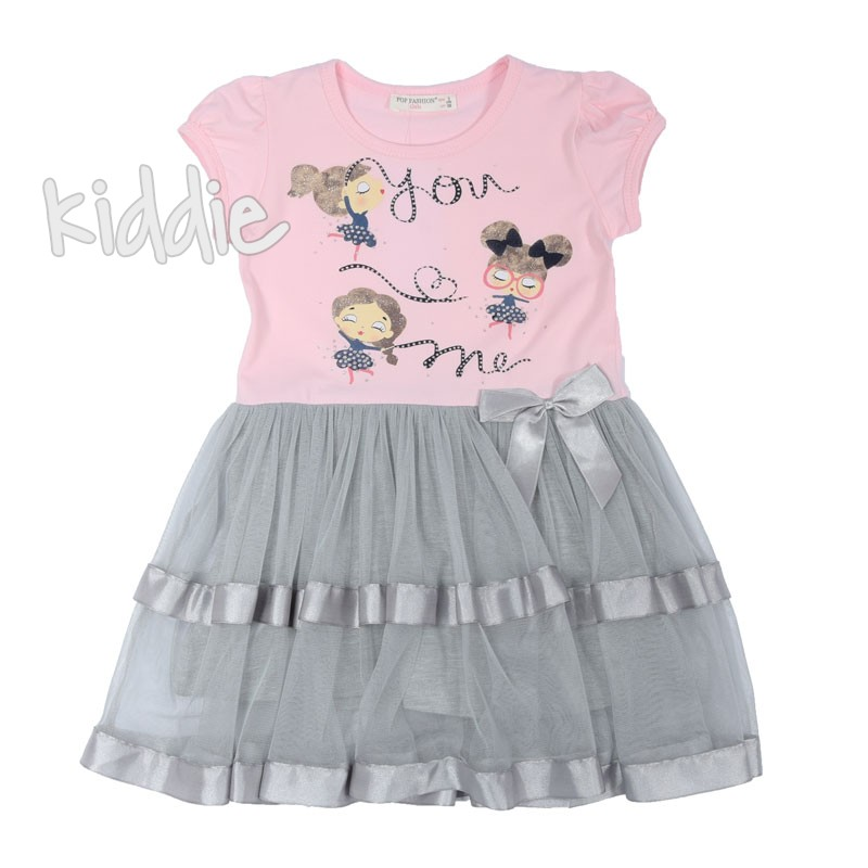 Детска рокля POP Fashion You and me