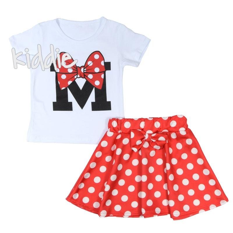 Детски комплект Мини Маус New Colection за момиче
