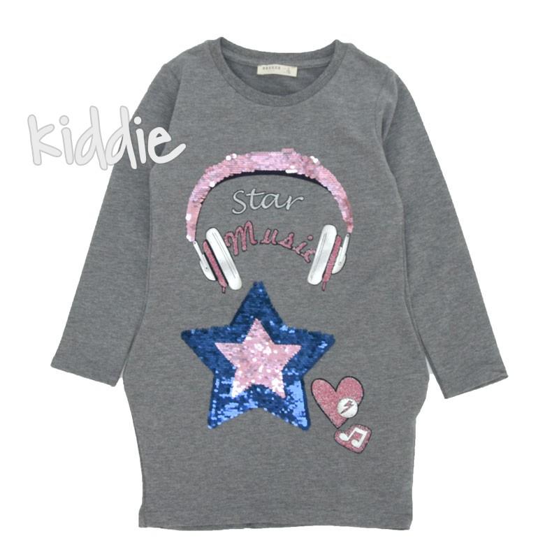 Детска рокля Star Music, Breeze