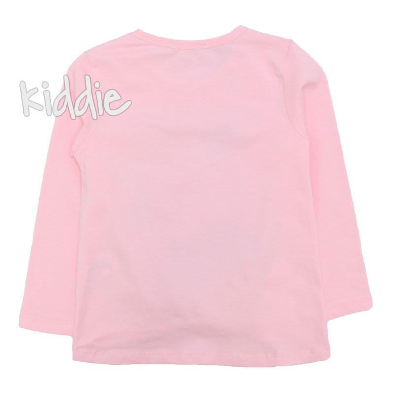 Детска блуза I am a Good Gitl Breeze за момиче