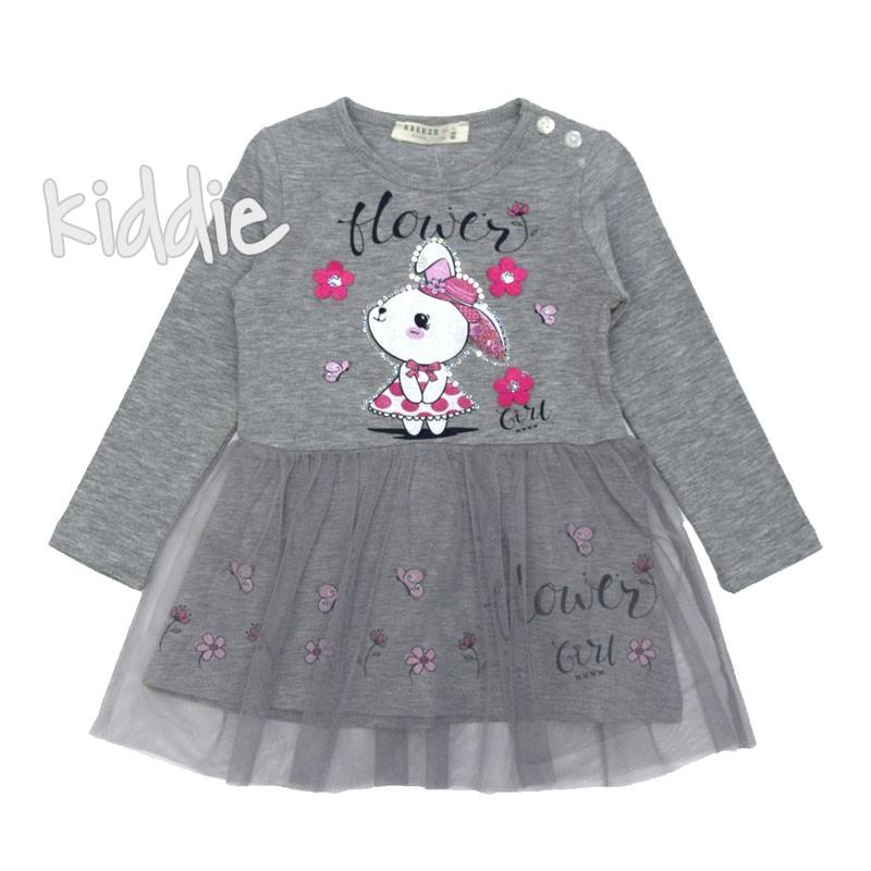 Детска рокля Заек Breeze