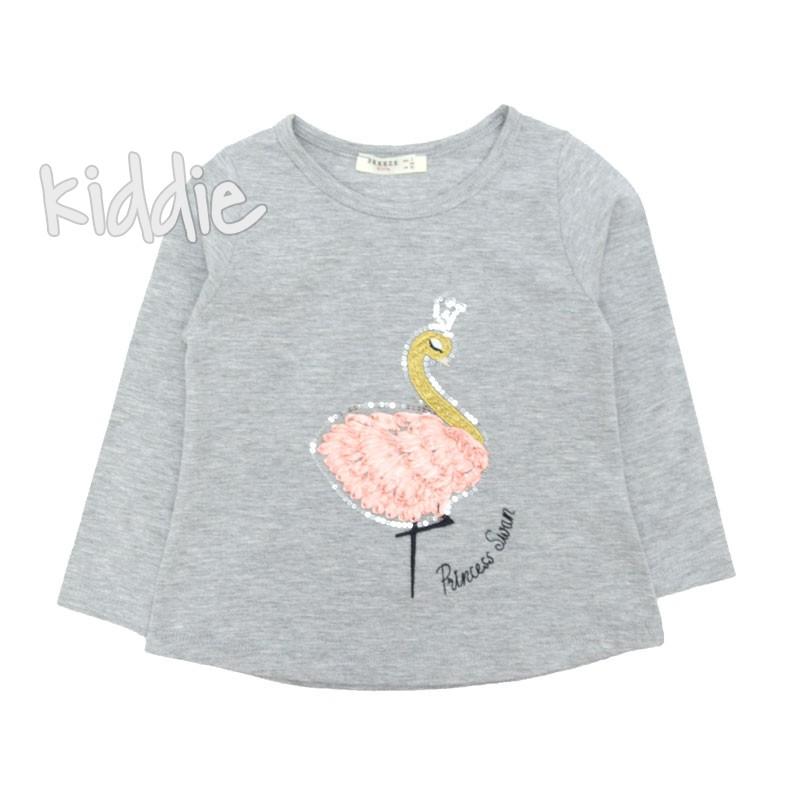 Детска блуза Princess Wanex за момиче