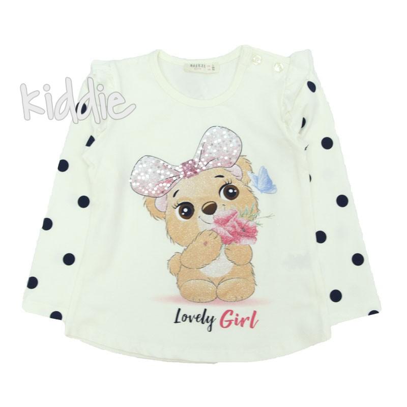 Детска блуза Lovely Girls Breeze за момиче