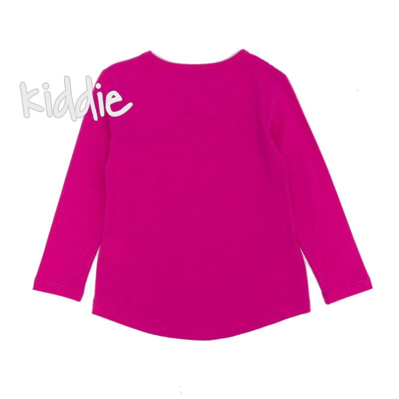 Детска изчистена блуза My prayer за момиче