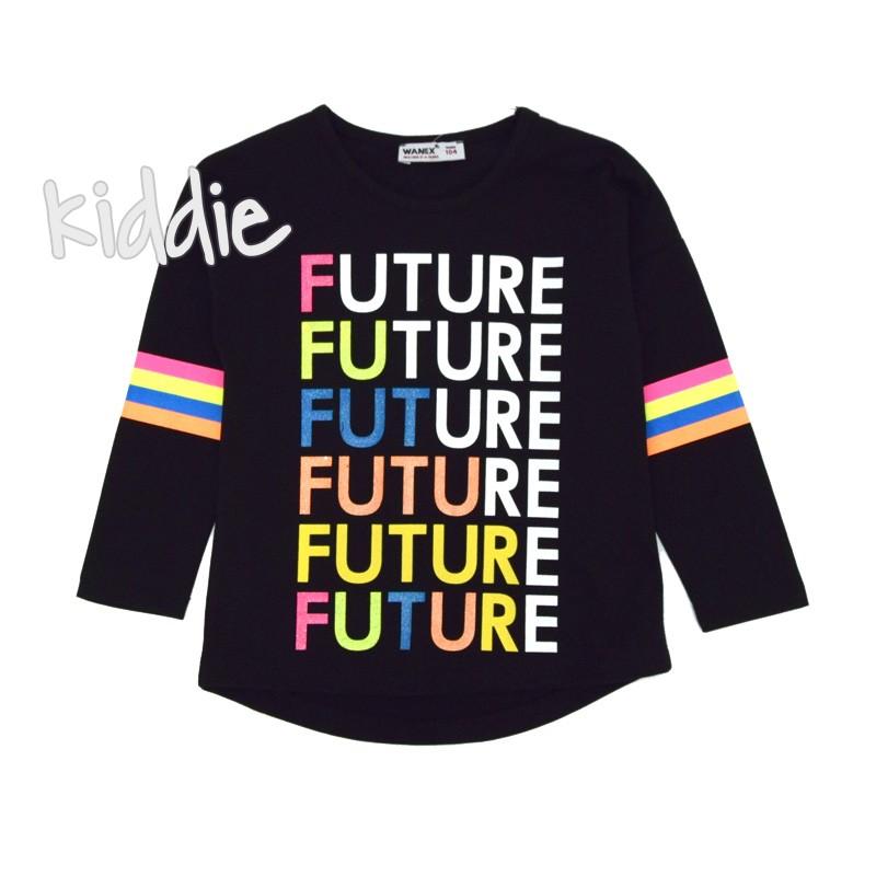 Детска блуза Wanex Future за момиче