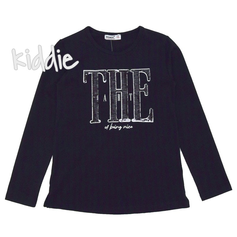 Детска блуза The Wanex за момиче