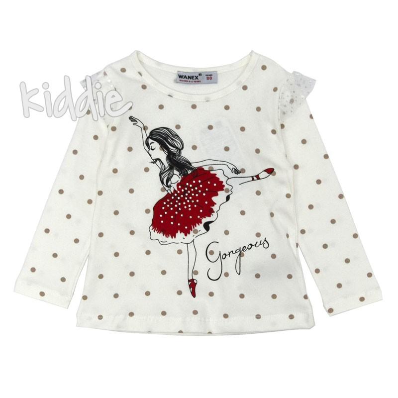 Детска блуза Gorgeous Wanex за момиче