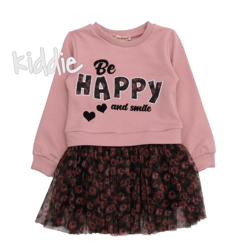Детска рокля Be happy Cocoland
