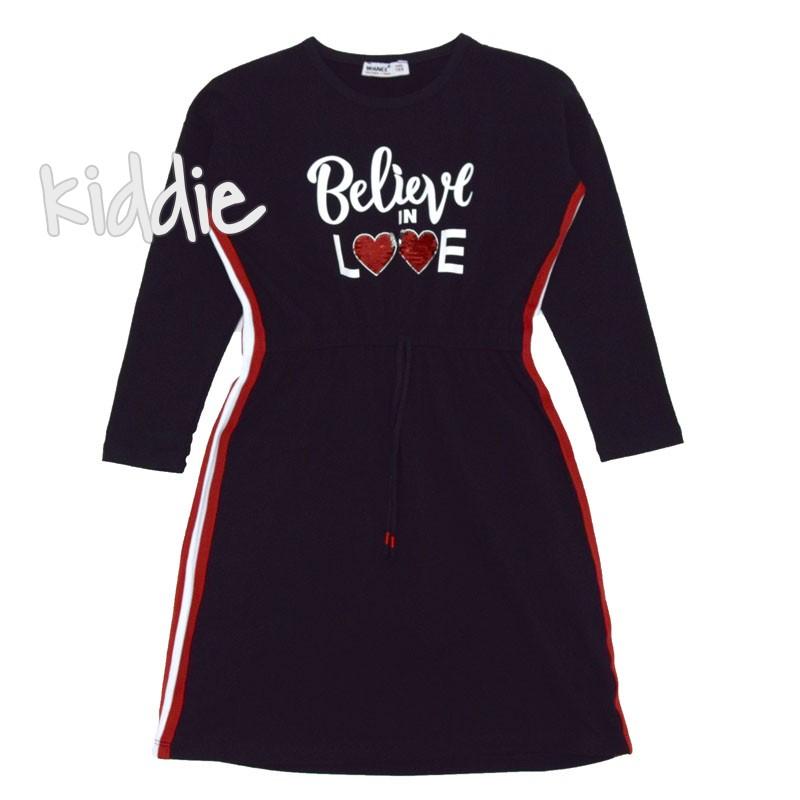 Детска рокля Believe in Love Wanex