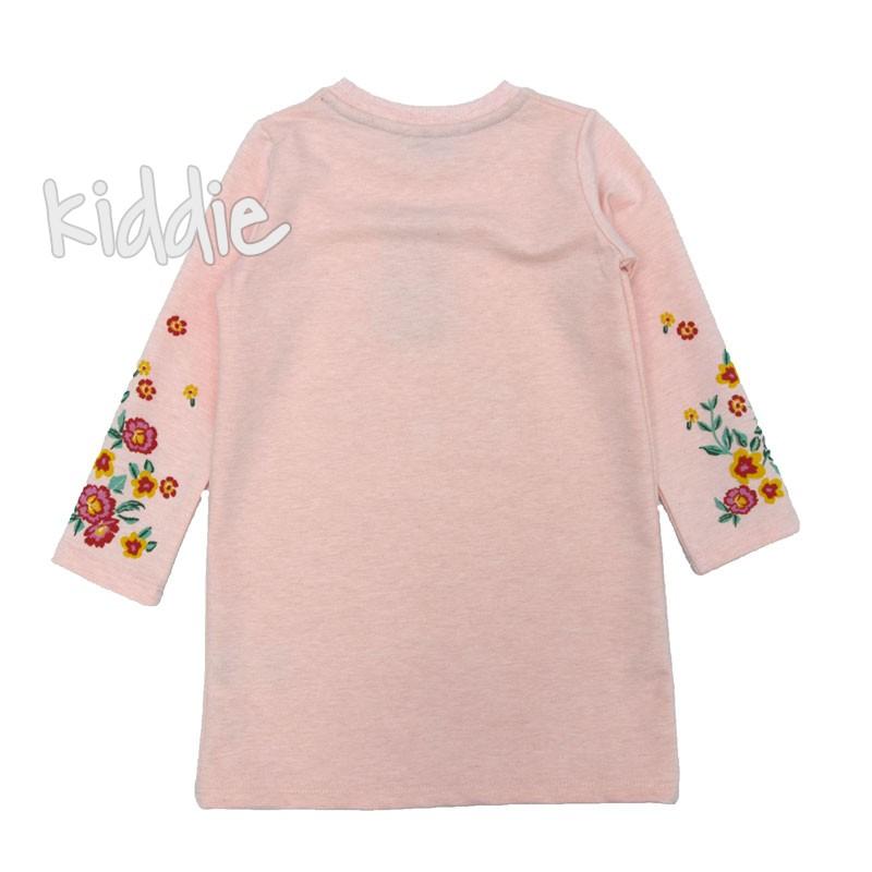 Детска права рокля Enjoy Every Moment Wanex