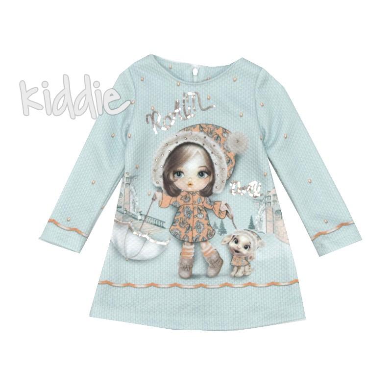 Детска рокля Rain Day Moonstar