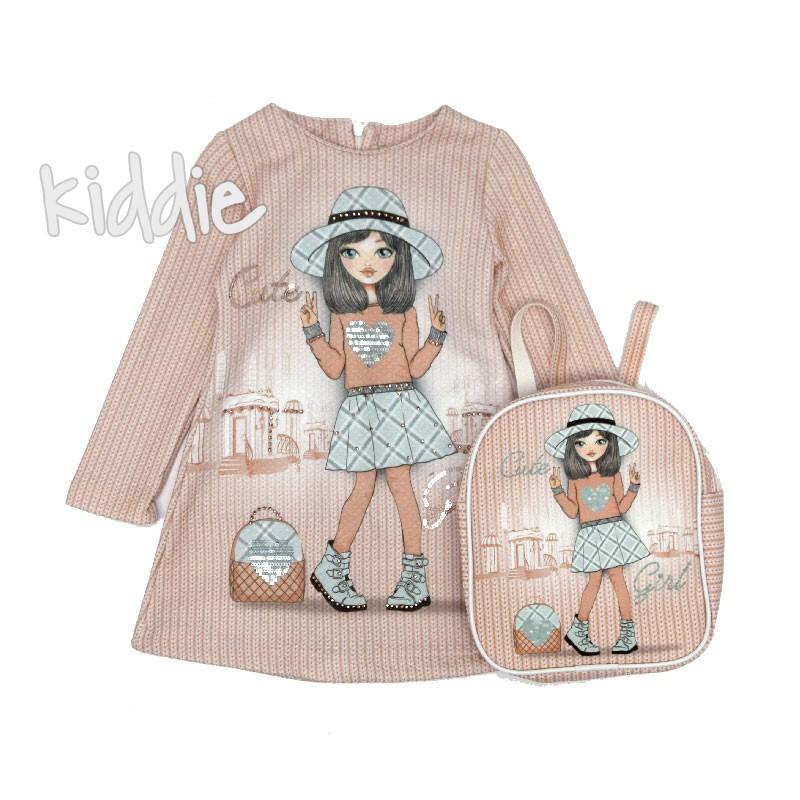 Детска рокля Cute girl Moonstar