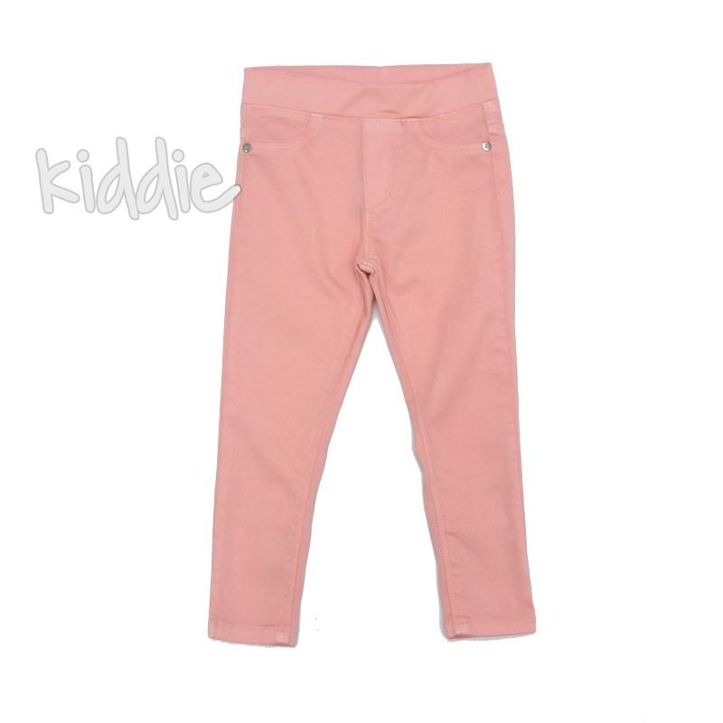 Детски цветен панталон за момиче Cikoby