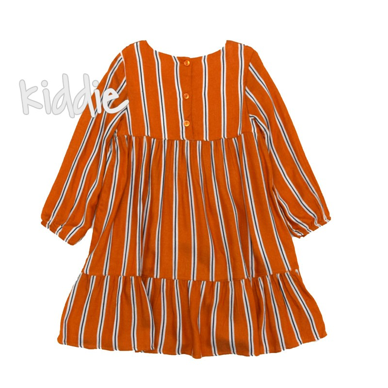 Детска рокля рае с дълъг ръкав, Cikoby