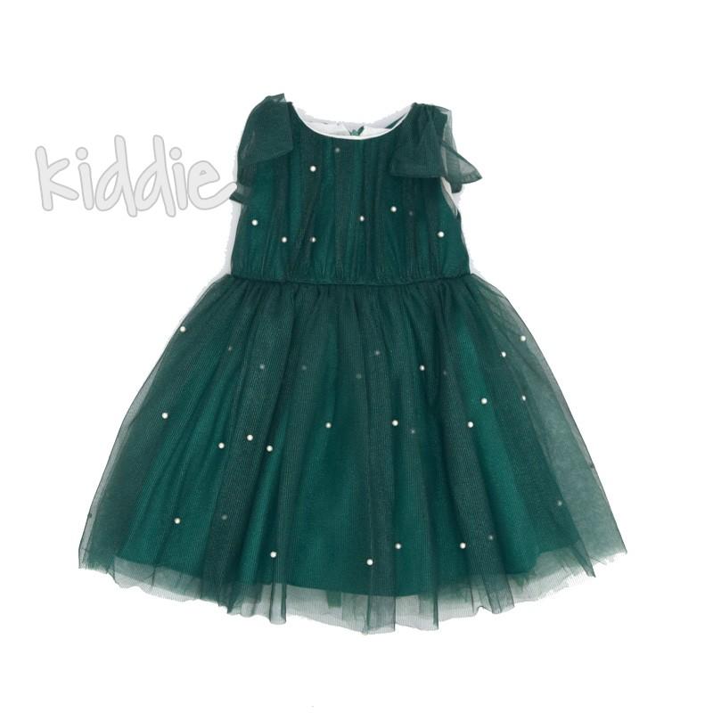 Детска рокля Eray kids с перли