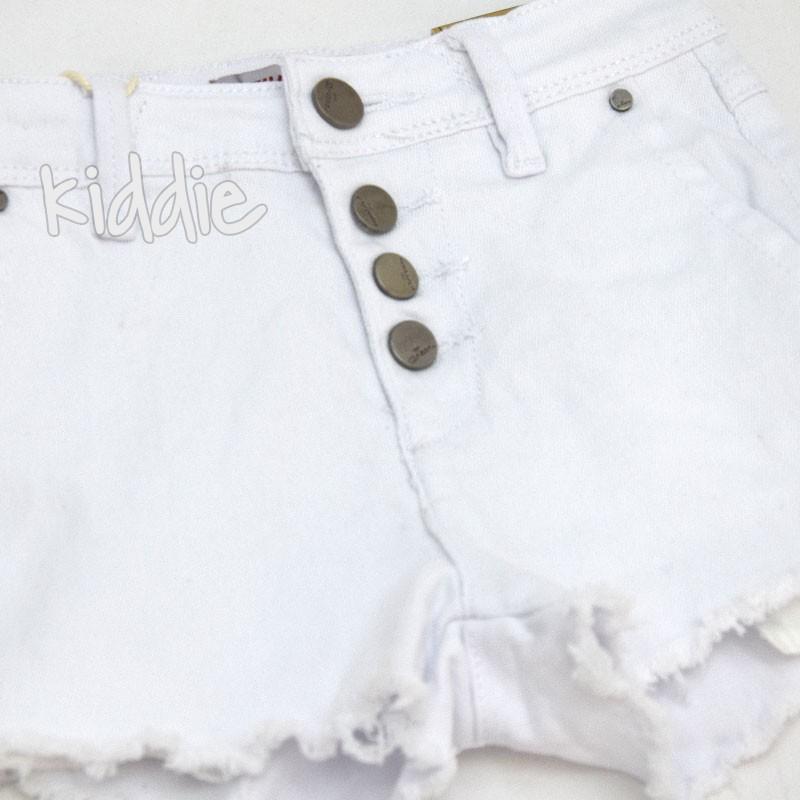 Детски къси панталони Ativo от деним за момиче