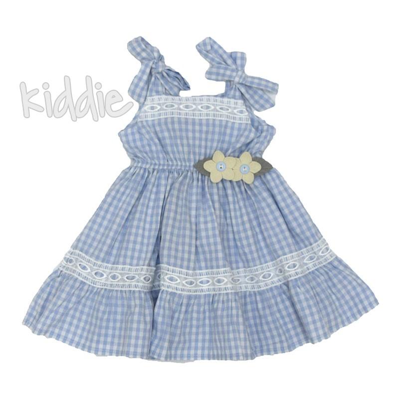Детска рокля Eraykids с презрамки