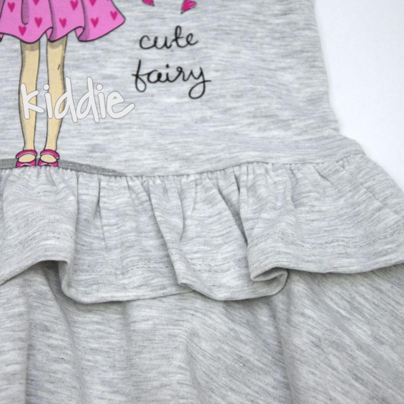 Детска рокля Breeze Cute fairy