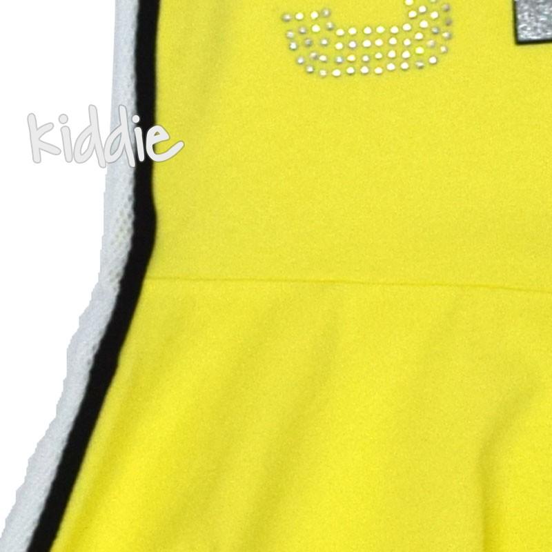 Детска рокля Breeze Star без ръкави