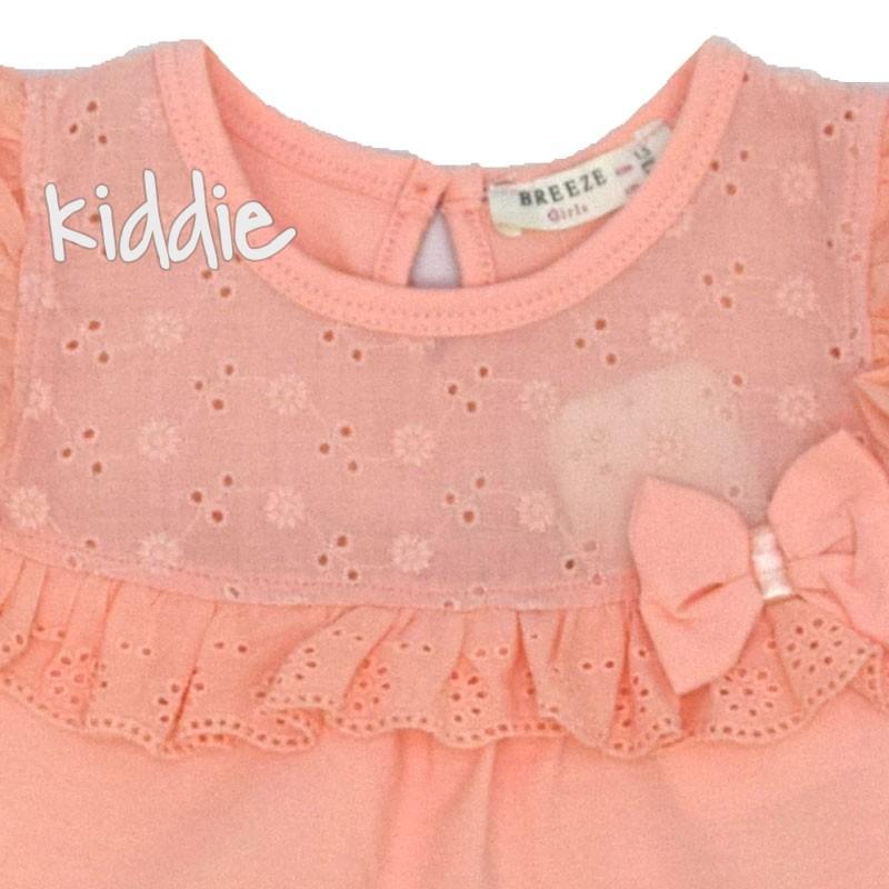 Детска блуза Breeze с панделка за момиче