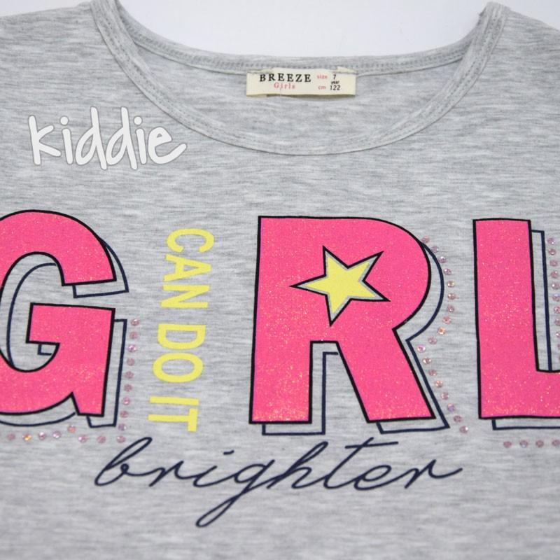 Детски комплект Breeze Girl за момиче
