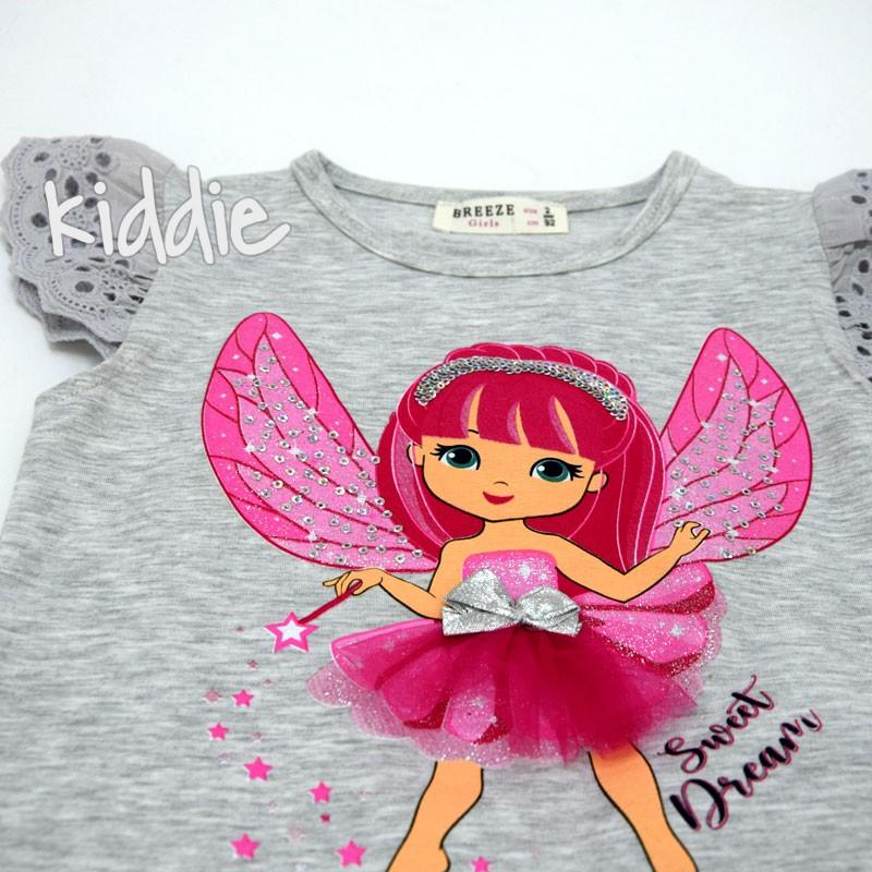 Детски комплект с фея Breeze за момиче