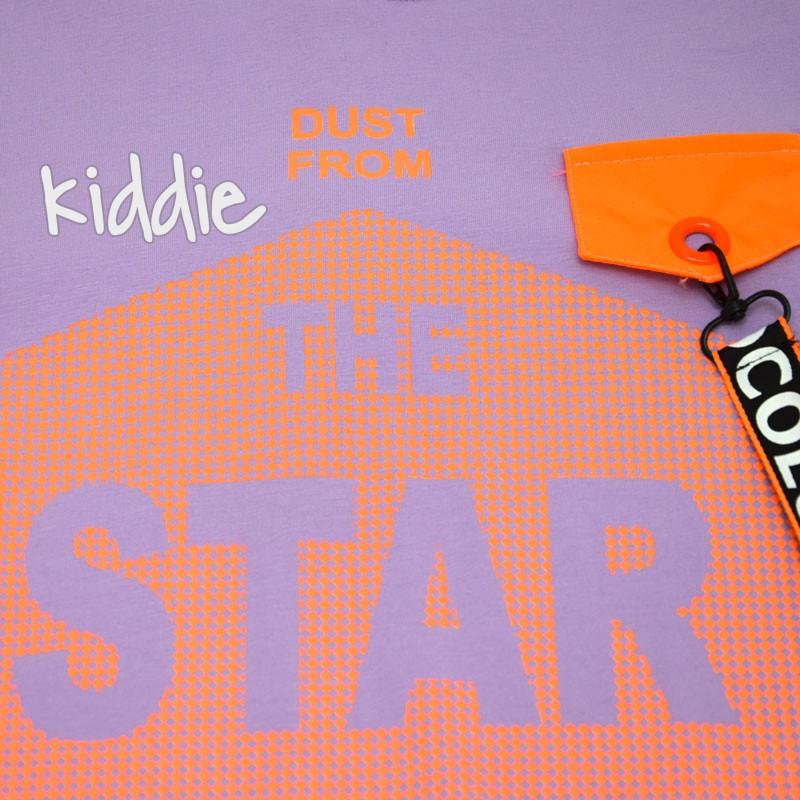 Детска тениска Loco Loco Star за момиче