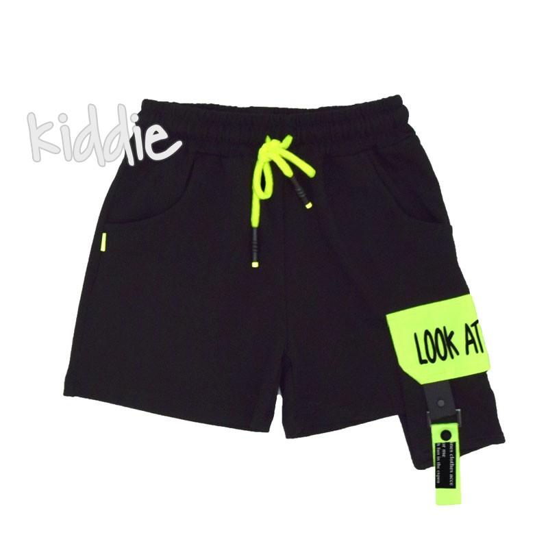 Детски къси панталони Loco Loco Look за момиче